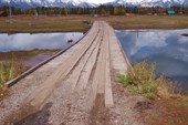 Мосток через протоку
