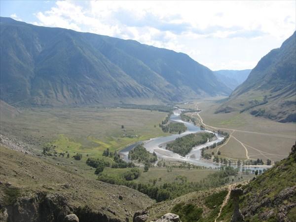 Долина Чулышман