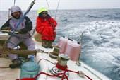 Глядящие в лицо морской болезни