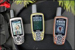 Garmin GPSmap 60CSx, 62, 62s