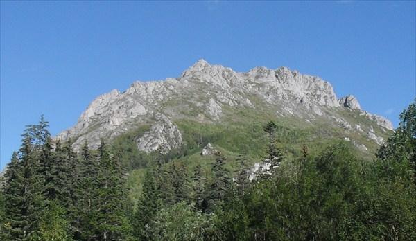 на фото: Гора Вайда