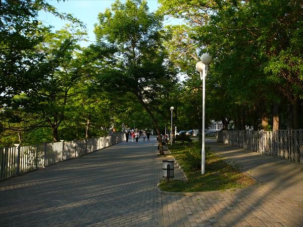Бульвар Анапы