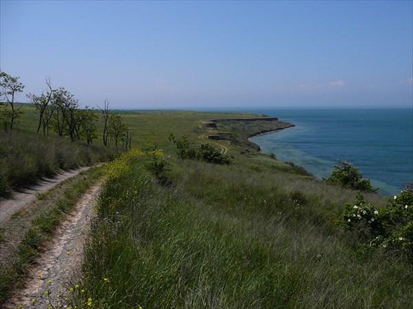 Живописная дорога. Керченский пролив