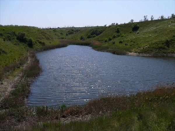 Маленькое озеро