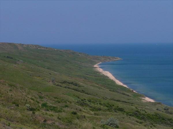 Край Азовского моря