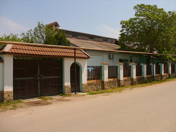 Поселок Ильич