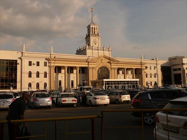 Вокзал Краснодара