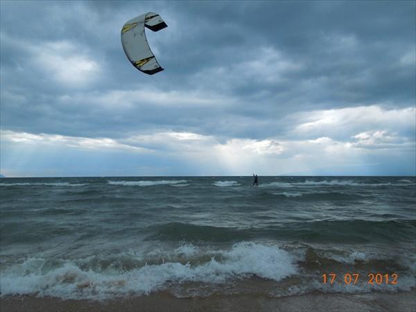 Ветер в руках