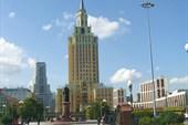 Гостиница `Ленинградская`