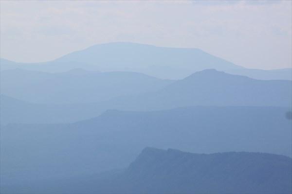 Вид на Ямантау
