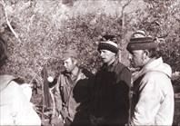 Прохождение водопада на Чаткале в 1982 году. Автор: евгений юров