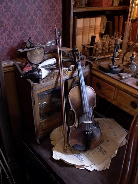 087-Скрипка