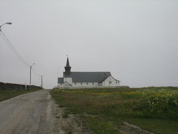 Церковь в Гамвике