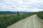 Дорога к старту на р.Гонам