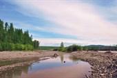 Река Тас-Юрях
