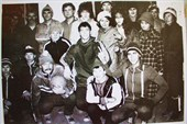 Спортивное альпинистское общество Спартак, 1987