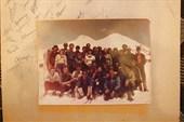Локомотив на Эльбрусе, конец 70-х