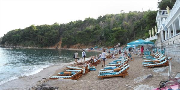 Пляж Mogren