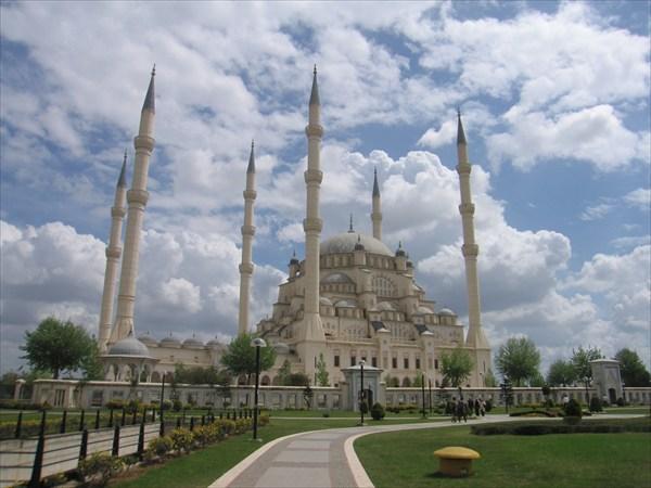 Мечеть Сабанджи-Маркез