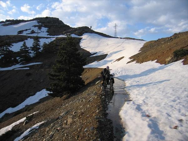 Высота 1800 м