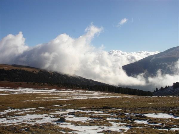 DSC08338 Утро в горах.