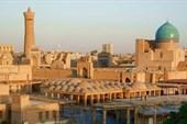 Исторический центр города Бухара