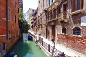 Венеция непарадная.