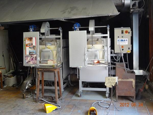 Мурановская стеклодувная мастерская.