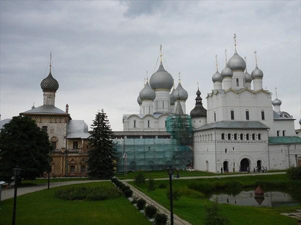 Церковь Воскресения Христова и Церковь Одигитрии