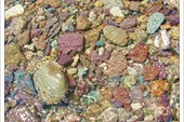 Прозрачная вода Калгуты