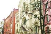 Шведская церковь святой Екатерины, 1863—1865