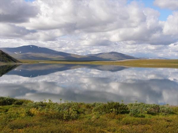 Озеро Естото