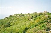на вершинном плато горы Силпиус