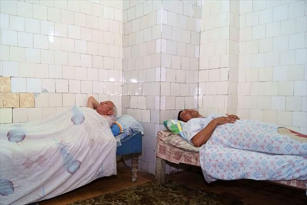В санатории