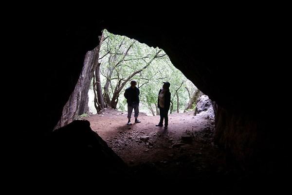 Пешагарская пещера