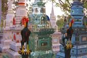Кладбище при храме