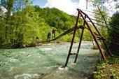 Приток реки Шахе