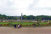 Люксембургский сад. Июль, 2011