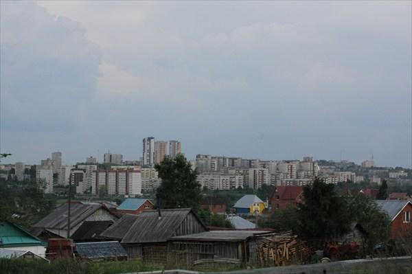8 микрорайон Первоуральска