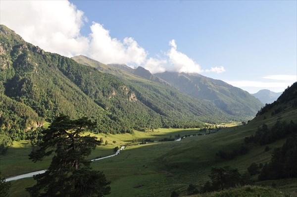 Долина реки Маруха