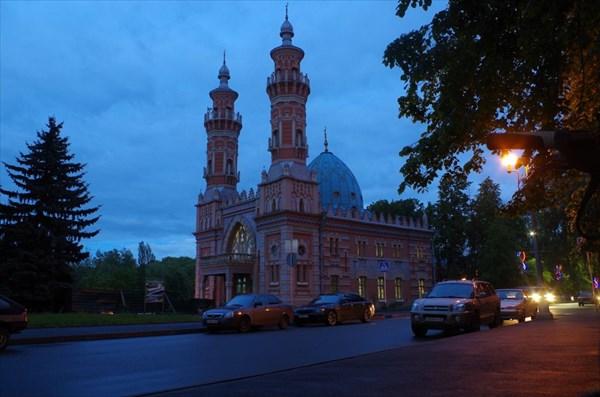 Сунитская мечеть