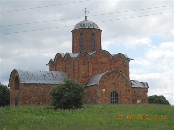 Ковалево. Церковь Спаса Преображения на Ковалеве