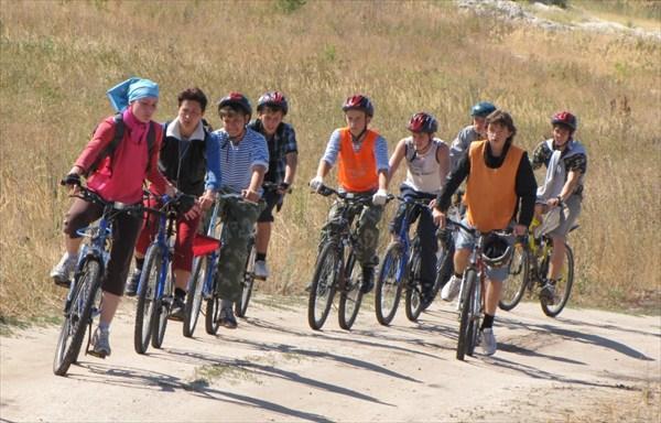 Велосипед - друг человека...