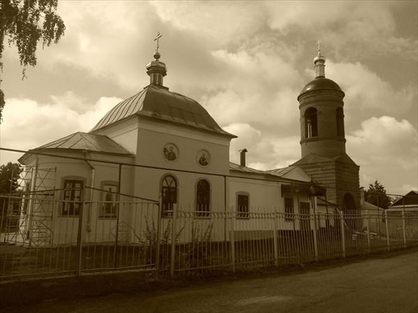 Храм Успения Пресвятой Богородицы в с. Себино