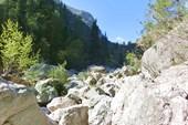 Верховья каньона Гейнюк