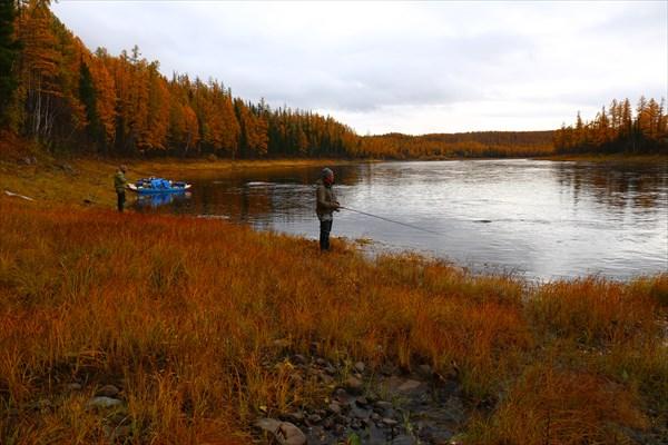 125.Рыбалка