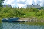 Лодка и мостки