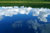 Облака в воде