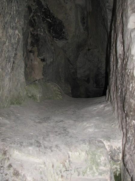 Вход в Малое Ухо