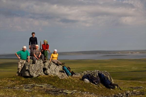Тур на сопке Николаева.Высота 216 метров.